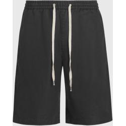 AllSaints Mens Adra Linen Blend Shorts, Black, Size: 32 found on Bargain Bro UK from All Saints UK