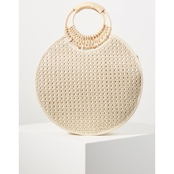 Tatum Wicker Tote found on MODAPINS from Anthropologie for USD $88.00