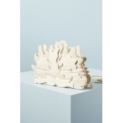 Aranaz Coral Reef Clutch found on MODAPINS from Anthropologie for USD $748.00