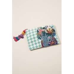 Elephant Embellished Pouch found on Bargain Bro UK from Anthropologie UK