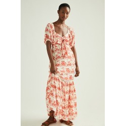 Robe longue Odessa Farm Rio found on MODAPINS from Anthropologie FR for USD $292.50