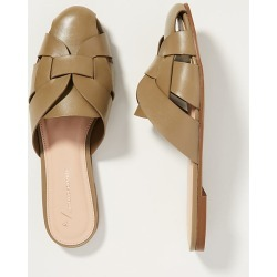 Vanessa Mules By Anthropologie in Green Size 6 W found on Bargain Bro India from Anthropologie for $98.00