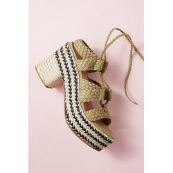 Dina Braided Tie-up Heels found on Bargain Bro UK from Anthropologie UK