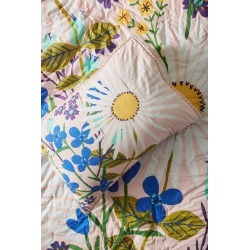 Tara Lily Sun-Soaked Florals Kids Sham found on Bargain Bro India from Anthropologie for $44.00