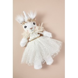 Thicket & Thimble Heirloom Woodland Doll - White found on Bargain Bro UK from Anthropologie UK