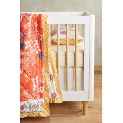 Zocalo Toddler Quilt found on Bargain Bro India from Anthropologie for $98.00