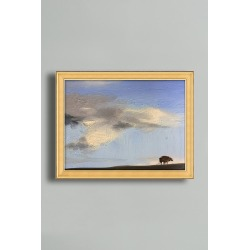 Clouds Over The Dyke Wall Art found on Bargain Bro UK from Anthropologie UK