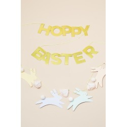 Hoppy Easter Bunny Garland found on Bargain Bro Philippines from Anthropologie FR for $39.00