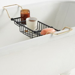 Maison Storage Bath Tray found on Bargain Bro UK from Anthropologie UK