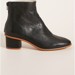 Emmeline Ankle Boots By Anthropologie in Black Size 36