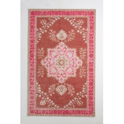 Hand-Tufted Annabelle Rug - Pink, Size 5X8 found on Bargain Bro UK from Anthropologie UK
