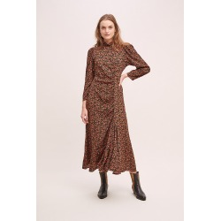 Robe fleurie Elay Gestuz\u00a0 found on MODAPINS from Anthropologie FR for USD $230.10