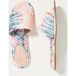 Ilana Puffy Slide Sandals By Anthropologie in Assorted Size 39 found on Bargain Bro India from Anthropologie for $80.00