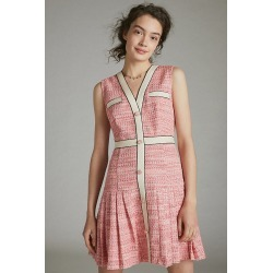 Maria Mini Dress By Current Air in Pink Size S found on MODAPINS from Anthropologie for USD $138.00
