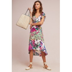 Robe à fleurs Ennis found on MODAPINS from Anthropologie FR for USD $217.10