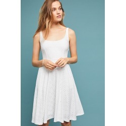 Robe à aillets Marian found on MODAPINS from Anthropologie FR for USD $146.84