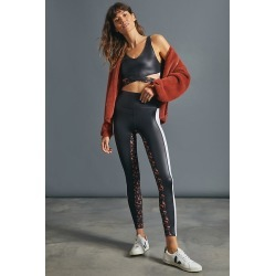 Beach Riot Torte Leggings By Beach Riot in Black Size S found on MODAPINS from Anthropologie for USD $118.00