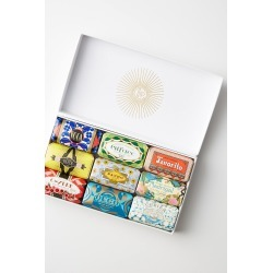 Claus Porto Guest Soap Holiday Gift Box