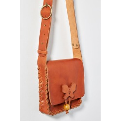 Anna Sui Lauren Crossbody Bag By Anna Sui in Brown Size ALL found on MODAPINS from Anthropologie for USD $275.00