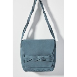 Anna Sui Lilou Tote Bag By Anna Sui in Blue Size ALL found on MODAPINS from Anthropologie for USD $275.00