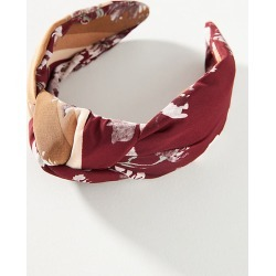 Yalia Knotted Headband By Anthropologie in Purple found on Bargain Bro Philippines from Anthropologie for $20.00