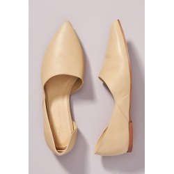 Alix Asymmetrical Flats By Anthropologie in White Size 36 found on MODAPINS from Anthropologie for USD $89.95
