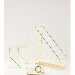 Vena File Sorter By Anthropologie in Gold found on Bargain Bro Philippines from Anthropologie for $13.00