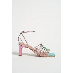 Samantha Heeled Sandals By Anthropologie in Assorted Size 38 found on Bargain Bro India from Anthropologie for $158.00