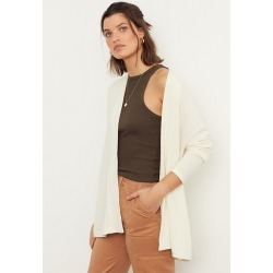 Montana Ribbed Cardigan By Eri + Ali in White Size S found on Bargain Bro Philippines from Anthropologie for $88.00