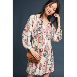 Robe à fleurs Inverewe found on MODAPINS from Anthropologie FR for USD $114.34