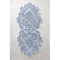 Riviera Bath Mat By Anthropologie in Blue found on Bargain Bro from Anthropologie for USD $51.68
