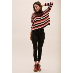 Agolde Sophie High-Rise Skinny Jeans - Black, Size 30 found on MODAPINS from Anthropologie UK for USD $220.73
