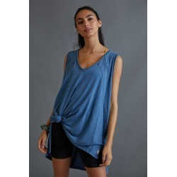 Free People Movement City Vibes Tee By Free People Movement in Blue Size M found on Bargain Bro Philippines from Anthropologie for $48.00