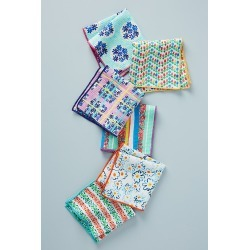 Set of 6 Gabriella Dishcloths found on Bargain Bro UK from Anthropologie UK