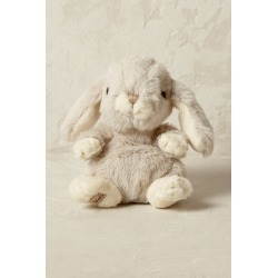Baby Bunny Soft Toy - Grey found on Bargain Bro UK from Anthropologie UK