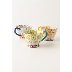 With A Twist Teacup found on Bargain Bro UK from Anthropologie UK