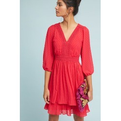 Robe à volants Minetta found on MODAPINS from Anthropologie FR for USD $226.85