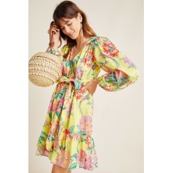 Peony Mini Dress found on MODAPINS from Anthropologie for USD $225.00