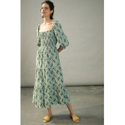 Robe longue imprimée Faithfull the Brand found on MODAPINS from Anthropologie FR for USD $305.50