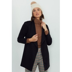 Carisa Sweater Jacket By BB Dakota in Black Size S found on Bargain Bro India from Anthropologie for $128.00