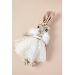 Thicket & Thimble Heirloom Woodland Doll - Beige found on Bargain Bro UK from Anthropologie UK