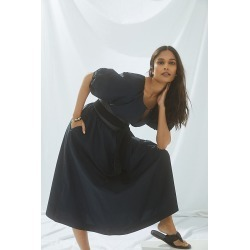 Maeve Twilight Maxi Dress By Maeve in Black Size XS found on Bargain Bro India from Anthropologie for $158.00
