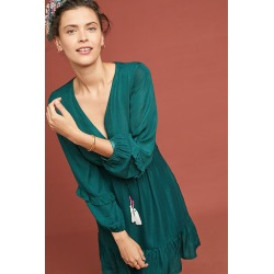 Robe à volantsu00a0Teatro found on MODAPINS from Anthropologie FR for USD $226.85