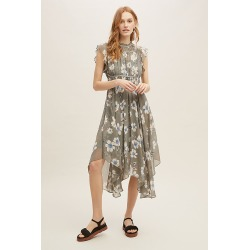 Robe à fleurs Giselle found on MODAPINS from Anthropologie FR for USD $169.00