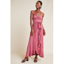 Gabriela Ruffled Maxi Dress found on MODAPINS from Anthropologie for USD $160.00
