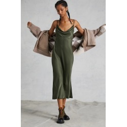 Bias Slip Dress found on MODAPINS from Anthropologie for USD $120.00