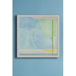 Yellow Silver Wall Art found on Bargain Bro UK from Anthropologie UK