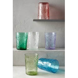 Fleur De Lys Tumbler found on Bargain Bro UK from Anthropologie UK