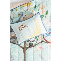 Rebecca Rebouche Tall Tales Kids Sham found on Bargain Bro India from Anthropologie for $28.00
