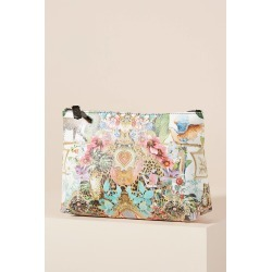 Camilla Regal Makeup Pouch found on MODAPINS from Anthropologie for USD $98.00